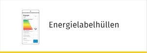 Energielabelhüllen
