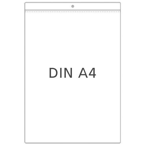 Preisschildhülle DIN A4 Hochformat