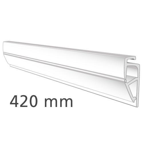 Klapp-Klemmprofil für Plakate, 420 mm