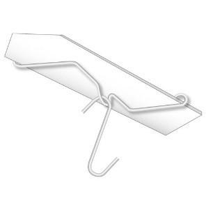 Deckenspinne, Draht, 75 mm lang